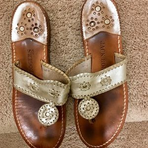 Jack Rogers Shoes - ⭐️⭐️Classic JACK ROGERS⭐️⭐️Amazing Condition!!